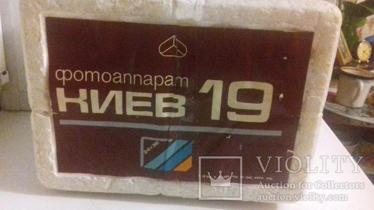 Фотоопарат Киев -19.