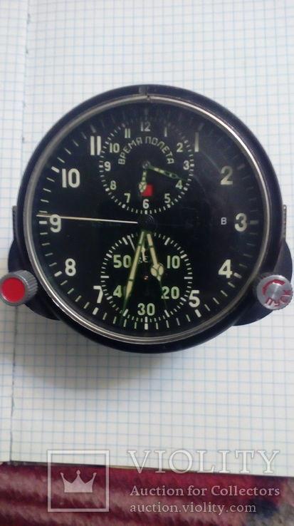 Часы авиационные АЧС-1 с пломбами
