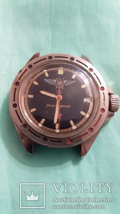 Часы восток командирский