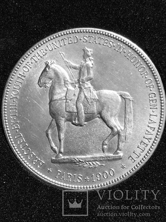 1$ США Lafayette, фото №3