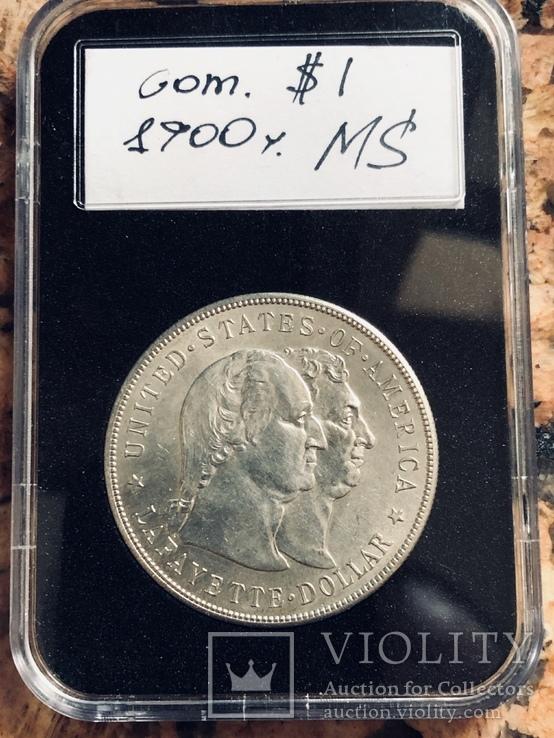 1$ США Lafayette, фото №5