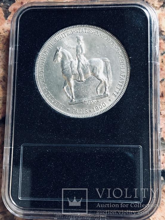 1$ США Lafayette, фото №6