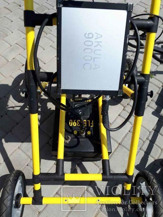 Продам георадар Akula 9000C, полный комплект для поиска, фото №4
