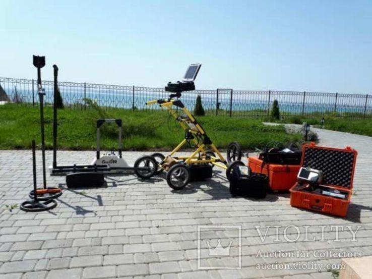 Продам георадар Akula 9000C, полный комплект для поиска, фото №2