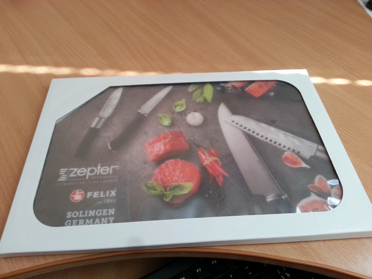 Кухонная доска, фирмы Zepter