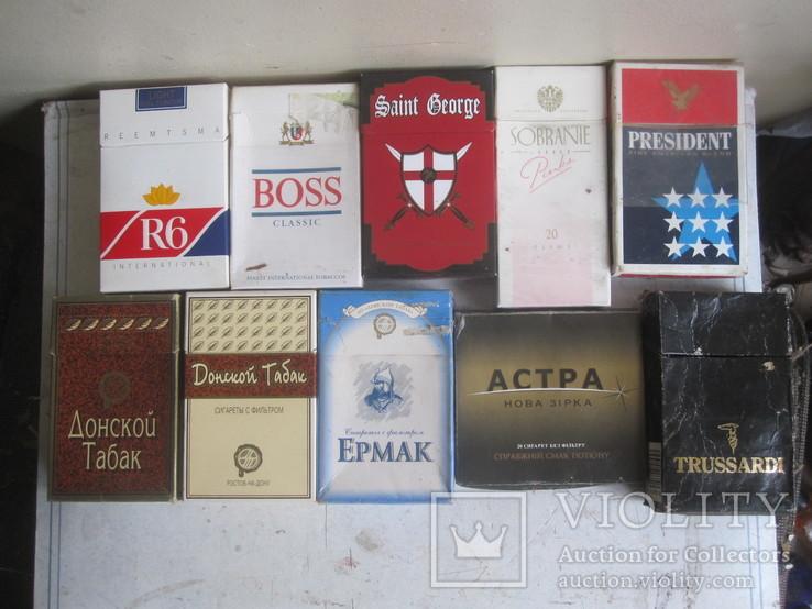 Пустые пачки от сигарет оптом минимальная цена на табачные изделия в россии