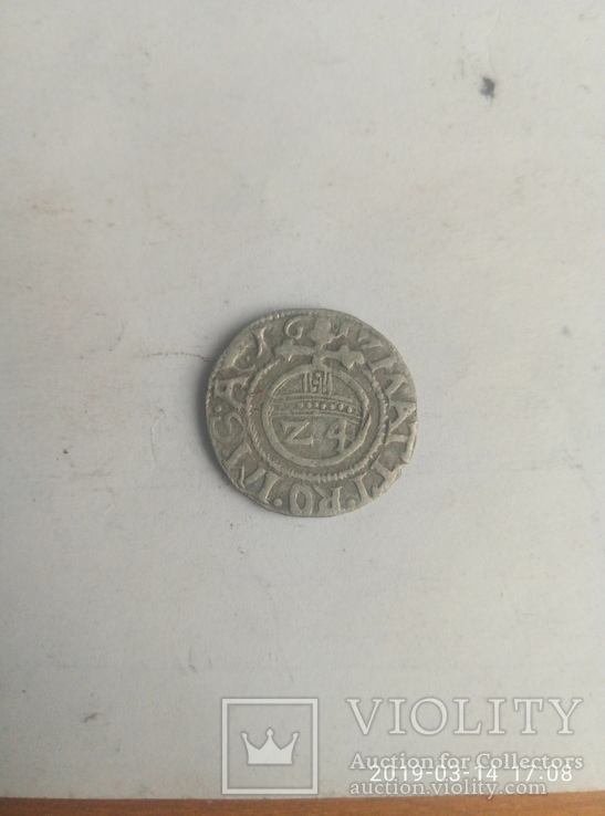 Грошен 1617 год