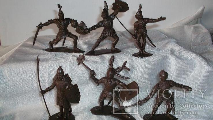 Солдатики - рыцари
