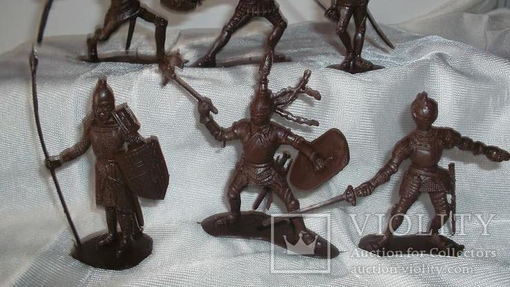Солдатики - рыцари, фото №3