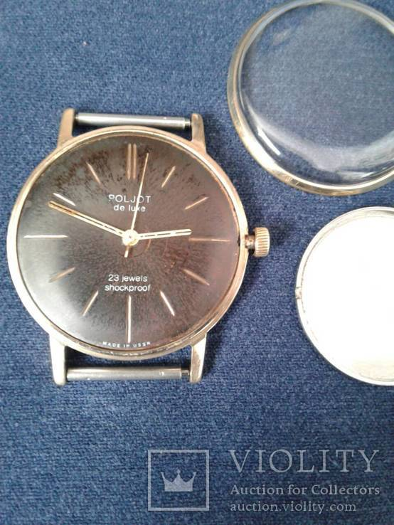 Часы наручные POJOT de luxe на ходу