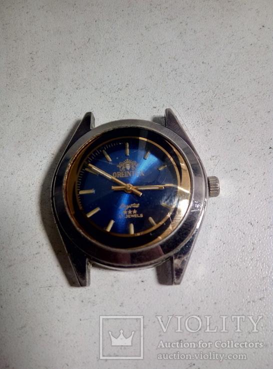Часы-подделка мех. Orienrex, фото №2
