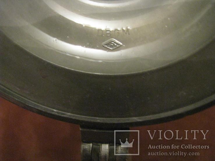 Бокал с крышкой - Германия - DBGM, фото №6