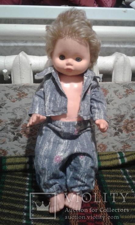 Кукла СССР 53см в родной  одежде, фото №2
