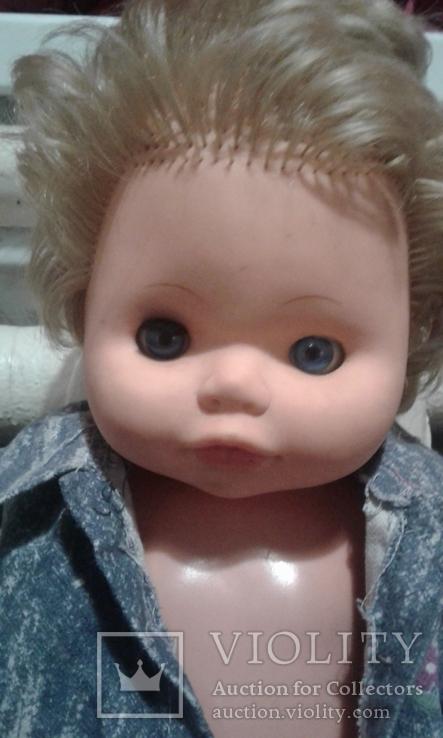 Кукла СССР 53см в родной  одежде, фото №3