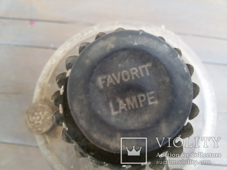 """Керосиновая лампа """"DITMAR"""", фото №6"""