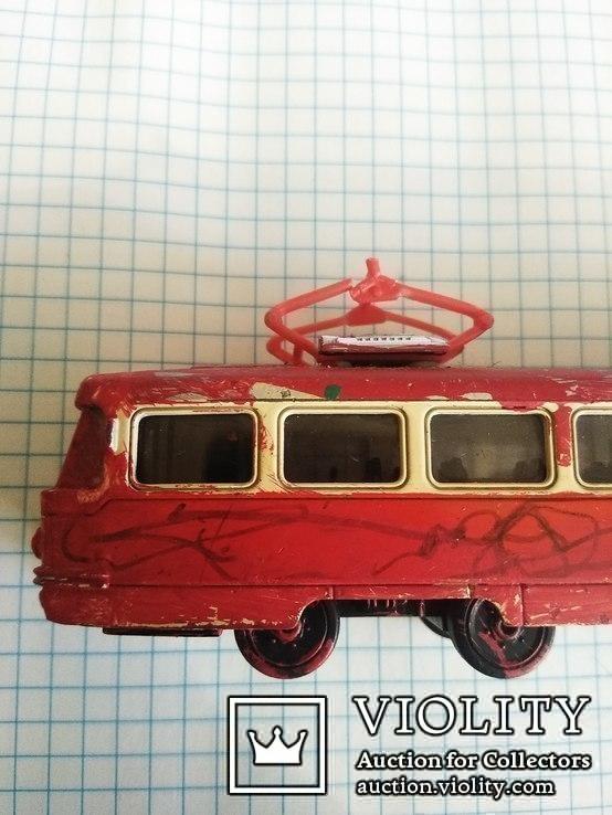 Трамвай Татра 1:87, фото №7