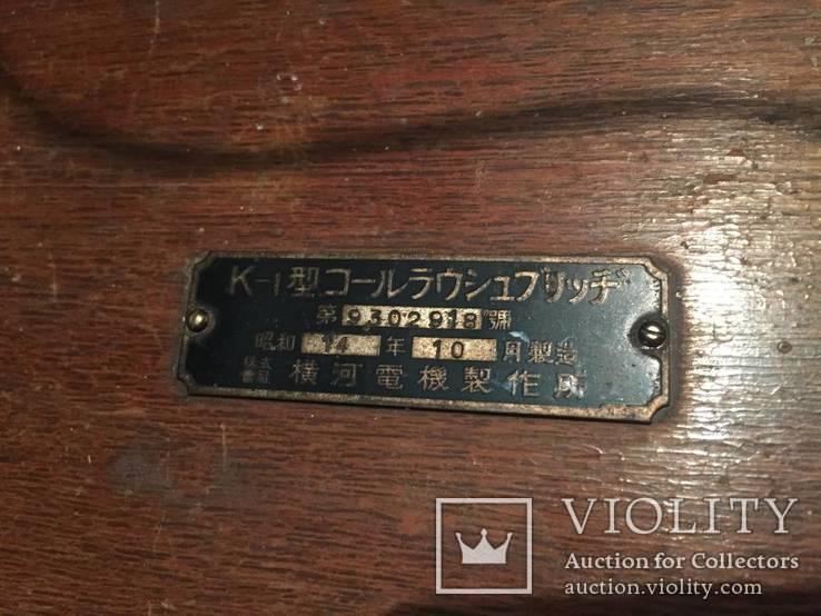 Японский прибор(40-е годы)Yokogawa Electric Co., фото №5