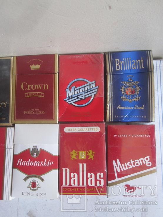 Пустые пачки от сигарет оптом электронные сигареты хабаровск где купить
