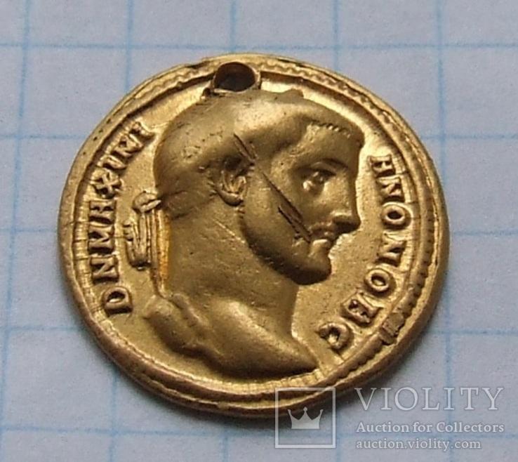 Ауреус Galerius Maximianus