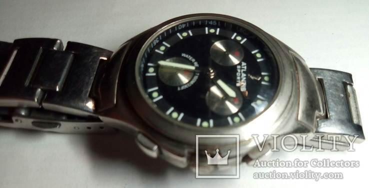 Часы ATLANTIS-SPORTS water resistant 100M/330FT, фото №3