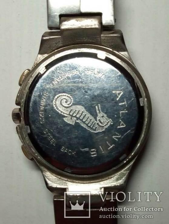 Часы ATLANTIS-SPORTS water resistant 100M/330FT, фото №5