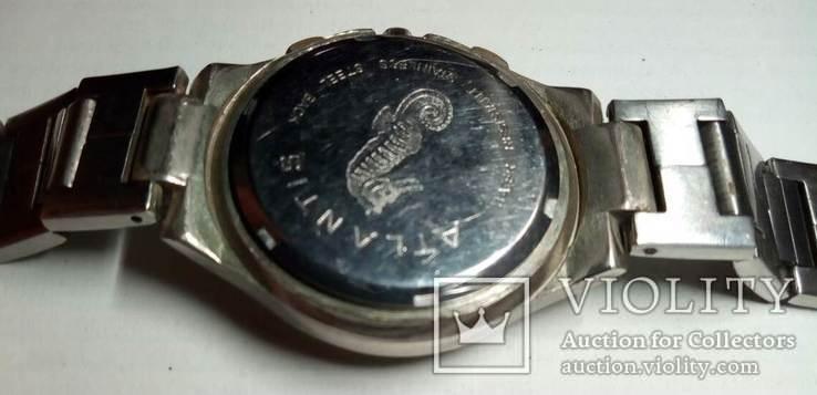 Часы ATLANTIS-SPORTS water resistant 100M/330FT, фото №7