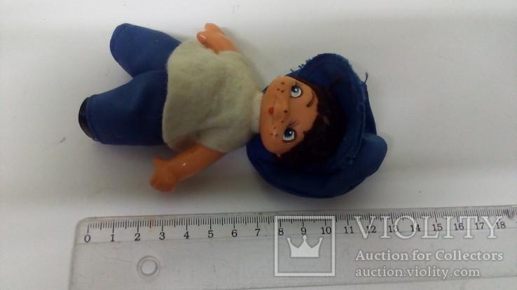 Кукла ГДР, кривоножка., фото №3