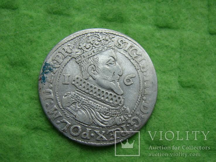Орт 1624 р. Гданськ , № 3 .