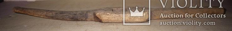 Деталь ткацького верстата, ХІХ - поч. ХХ ст., фото №4