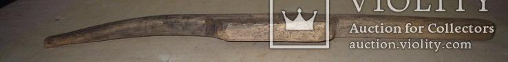 Деталь ткацького верстата, ХІХ - поч. ХХ ст., фото №6