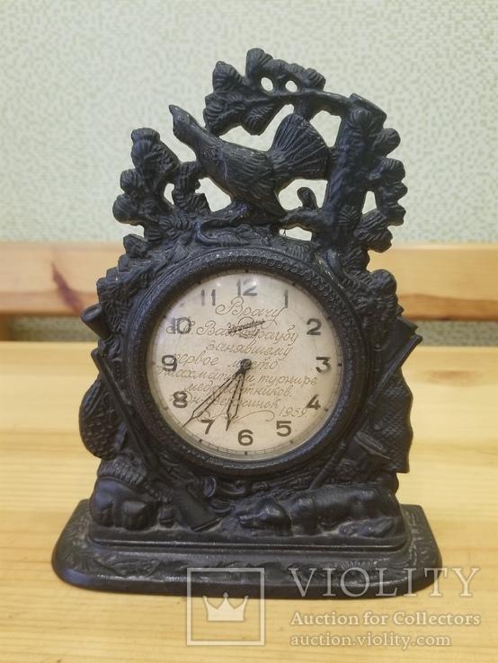 Часы Глухарь. Куса  1957 г.