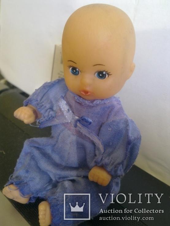 """Кукла коллекционная """"Пупс - младенец"""" (ГДР) клейменая советского периода"""