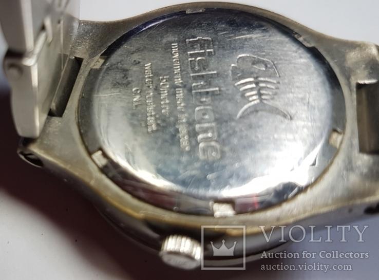 Часы Fishbone water resistant 50 metre J an, фото №4
