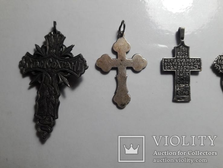 Крестики 875 и 925 пробы, фото №3