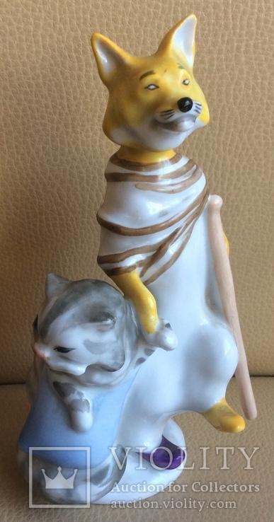 Кот и лиса,лфз