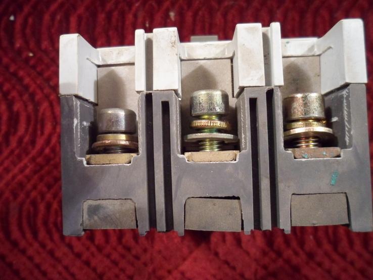 Автоматический выключатель. 100А., фото №5