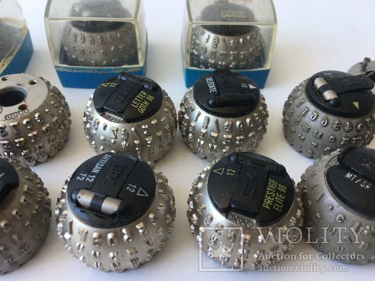 Печатающие головки к машинке ІВМ, фото №4