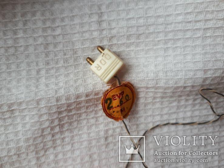 Игрушка камин ГДР рабочий для домика, фото №3