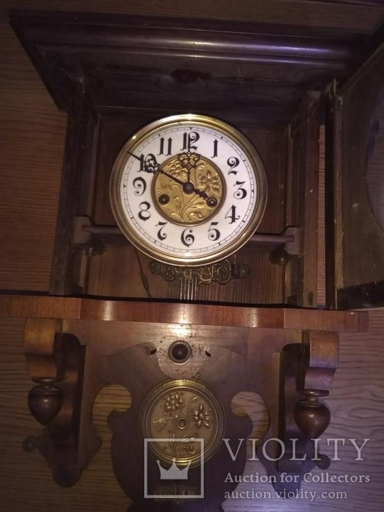 Часы настенные Густав Беккер «Universal»