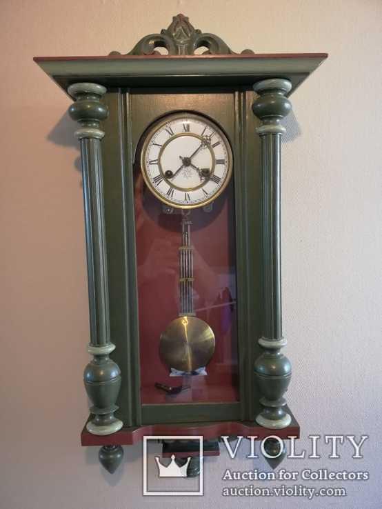 Годинник настінний Junghans