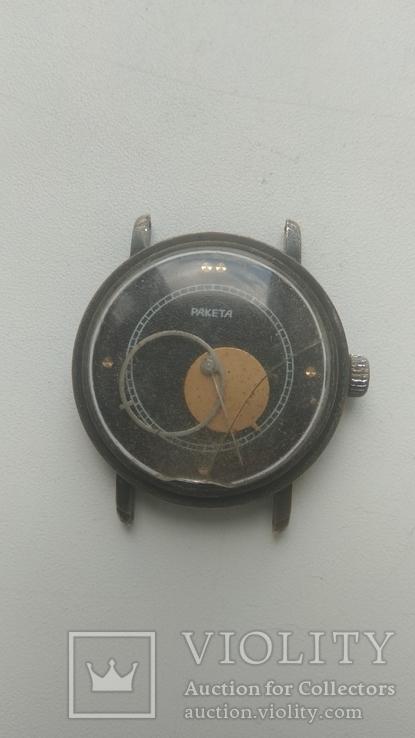 Часы наручные Ракета ''Коперник'' СССР в ремонт