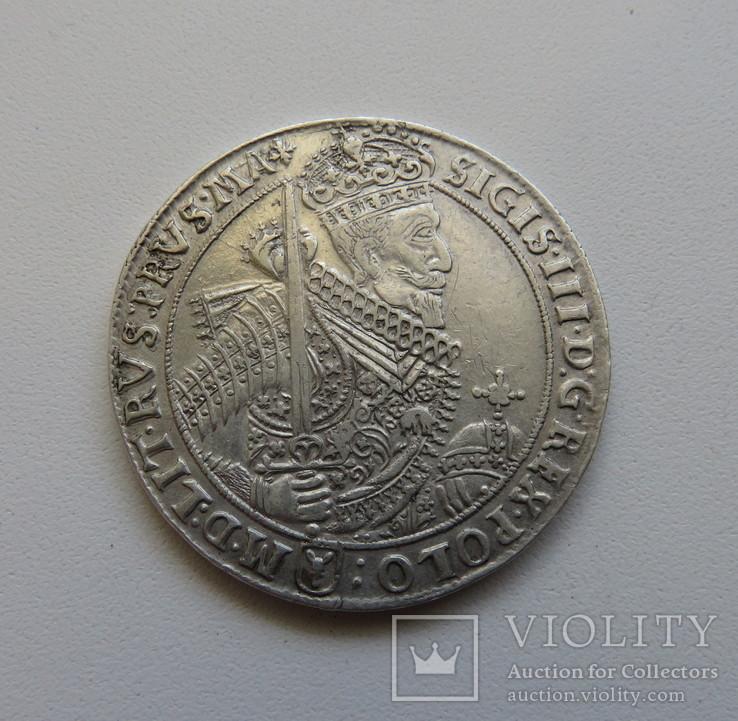 Талер 1628 год ПОЛЬША Сигизмунд-III