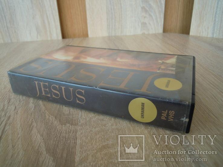 Відеокасета. Касета VHS. Ісус., фото №4