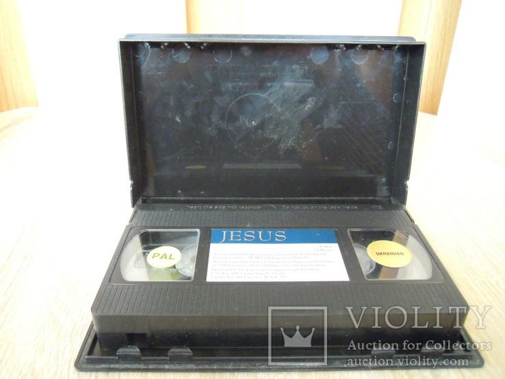 Відеокасета. Касета VHS. Ісус., фото №8