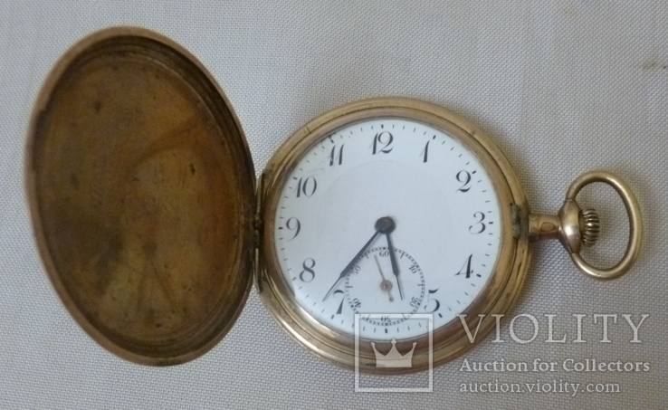 Часы Illinois watch case company elgin u.s.a.