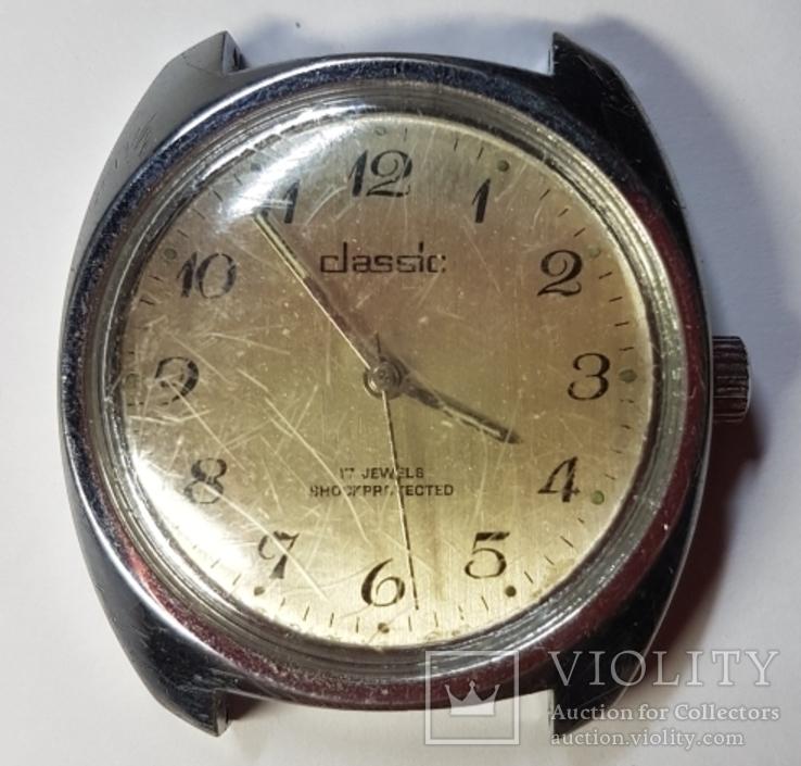 Часы Classic shockprotected, фото №2