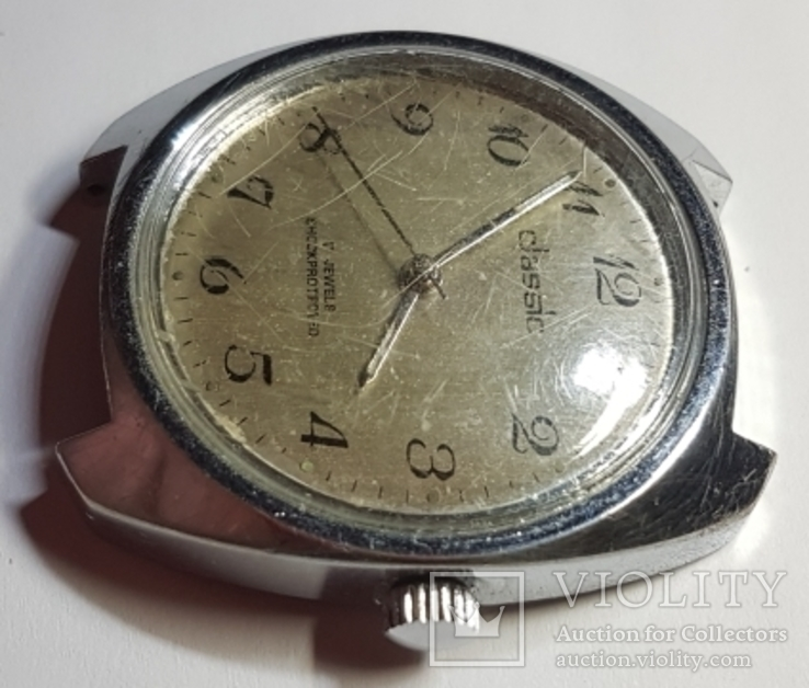 Часы Classic shockprotected, фото №3