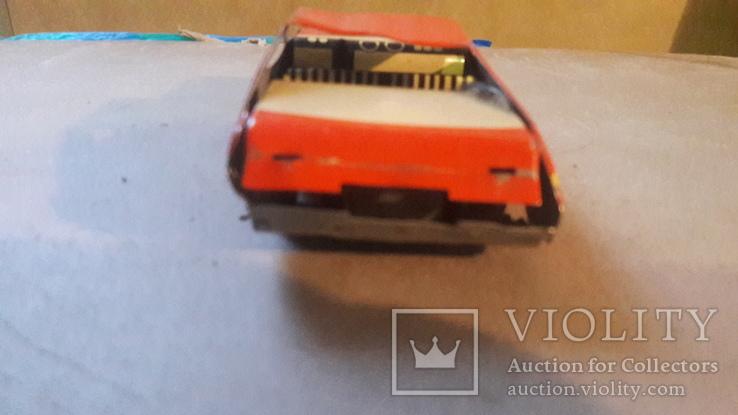 Игрушка ссср машинка автомобиль Радуга инерционная не работает, фото №5