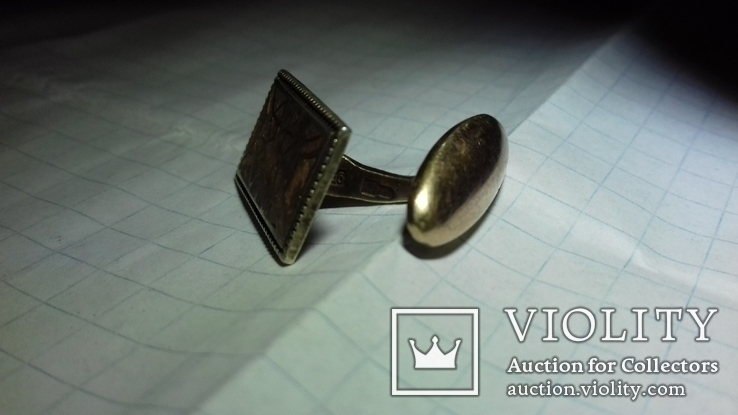Запонка с масонской символикой, фото №3