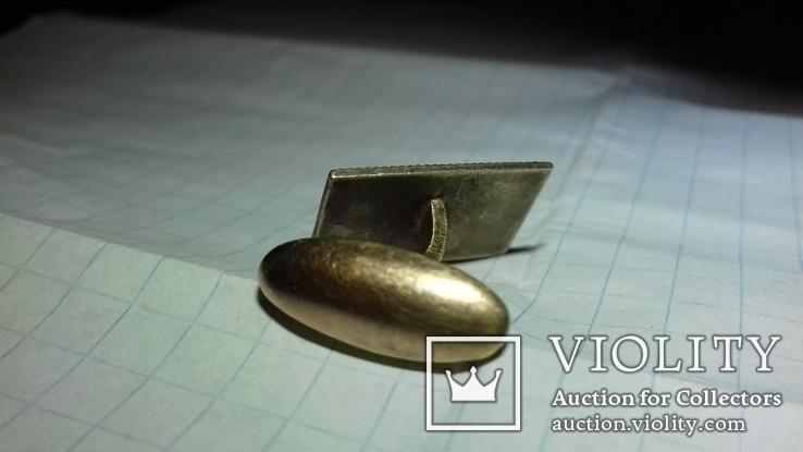 Запонка с масонской символикой, фото №4
